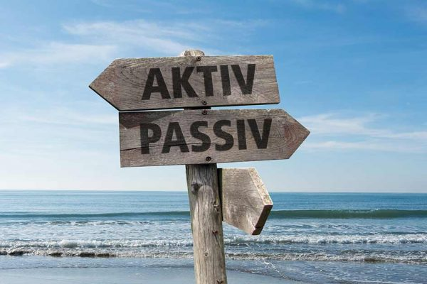 aktiv passiv