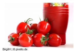 Pomodoro - Alles nur Ketchup? BirgitH / pixelio.de