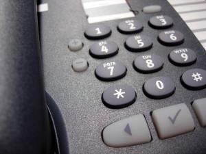 Desktop-Telefon