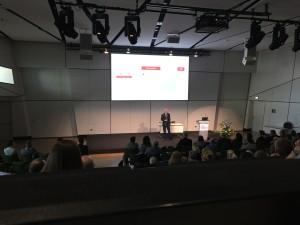 Keynote von Professor Scheer zu Industrie 4.0