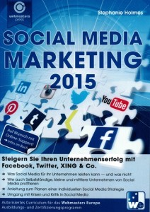 Stephanie Holmes: Social Media Marketing 2015