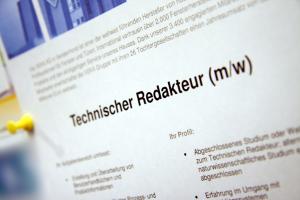 Karriere in der Technischen Dokumentation: unsere Bewerbungstipps für Technische Redakteure und Softwareentwickler