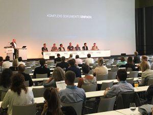 Expertenpanel mit Markus Nickl bei der SCHEMA Conference