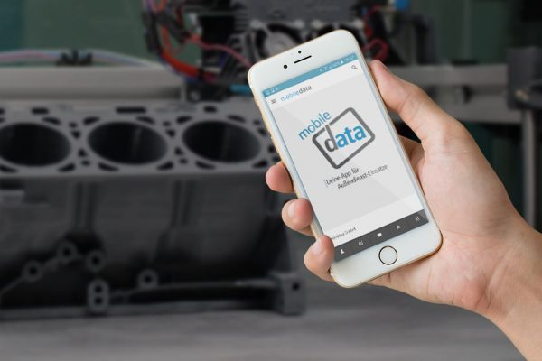 mobile Dokumentation Demo-App von doctima