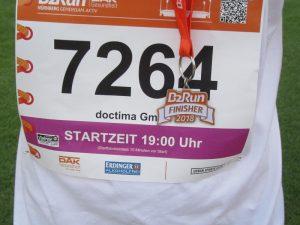 Der B2Run Nürnberg – doctima war dabei!