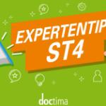 Drei Expertentipps zu SCHEMA ST4