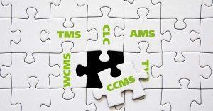 CCMS, TMS, WCMS, TVS, CLC, AMS