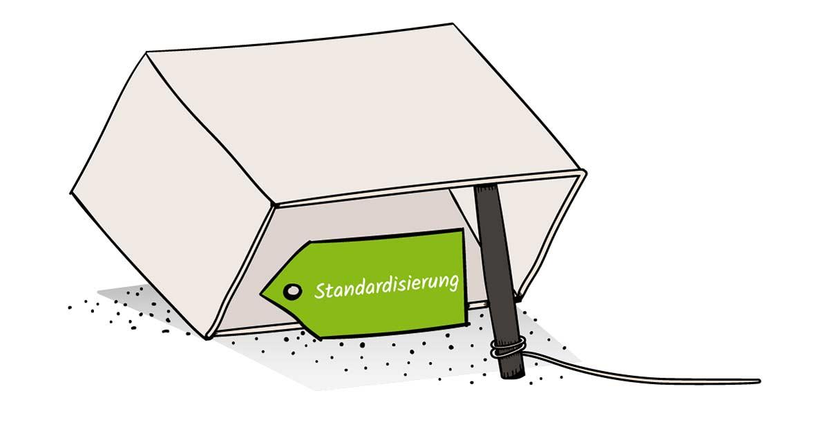 Standardisierung von technischem Content