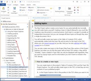 Wiederverwendung einer Topic-Datei im Inhaltsverzeichnis