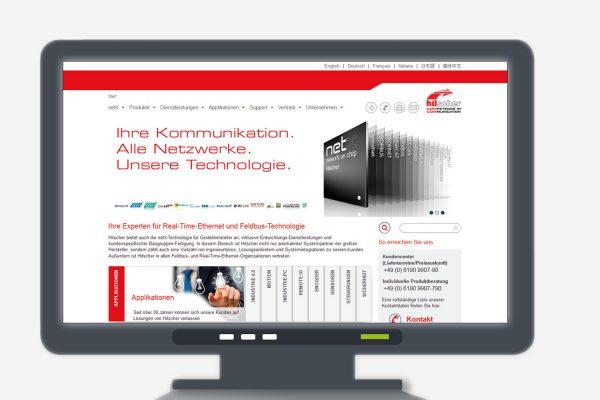 Hilscher Gesellschaft für Systemautomation mbH