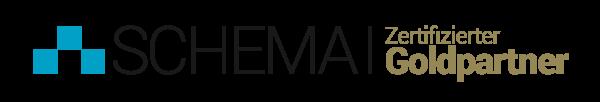 Zertifizierter SCHEMA Goldpartner