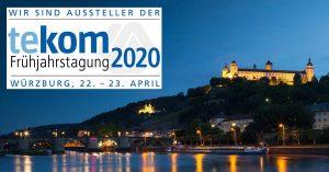 doctima ist Aussteller der tekom Frühjahrstagung 2020 in Würzburg