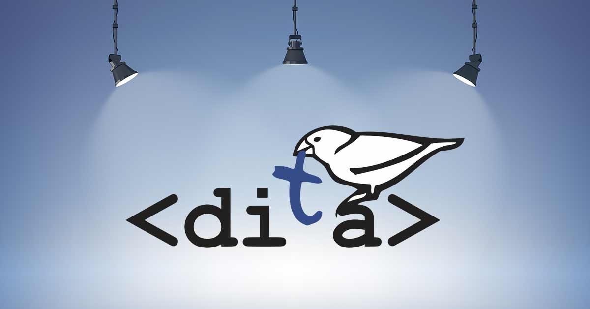 DITA in der Technischen Dokumentation