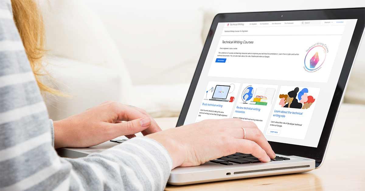 Rezension Google Online-Kurs Technical Writing