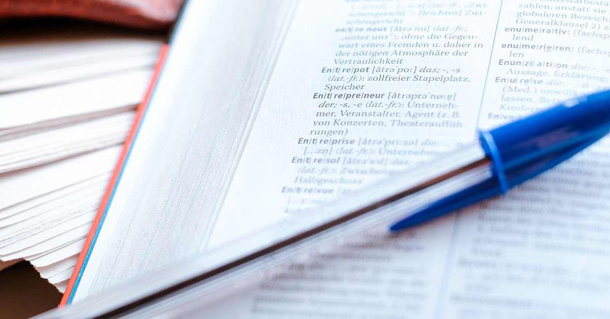 Fachsprache und Fachjargon
