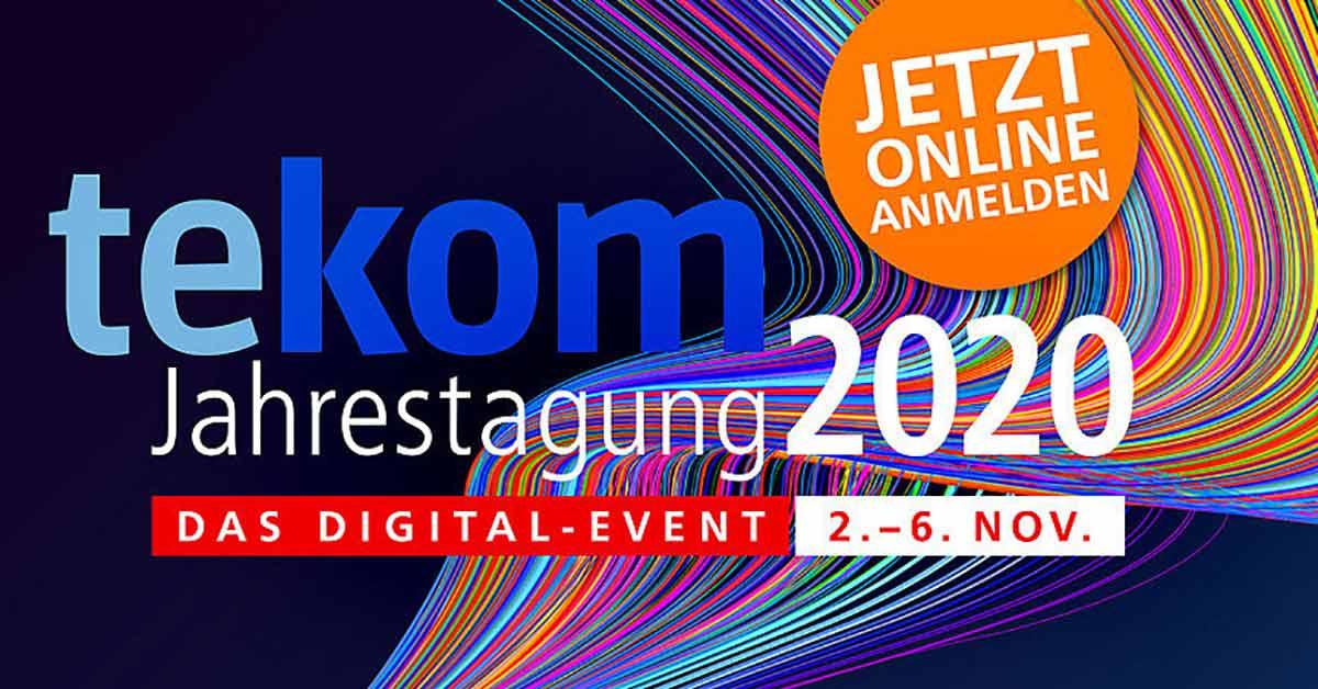 tekom 2020 digital