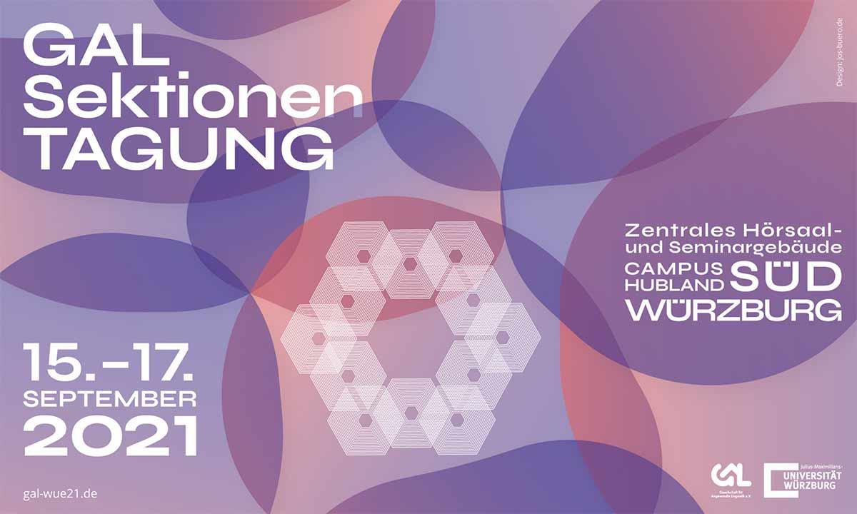 GAL Sektionstagung 2021 in Würzburg