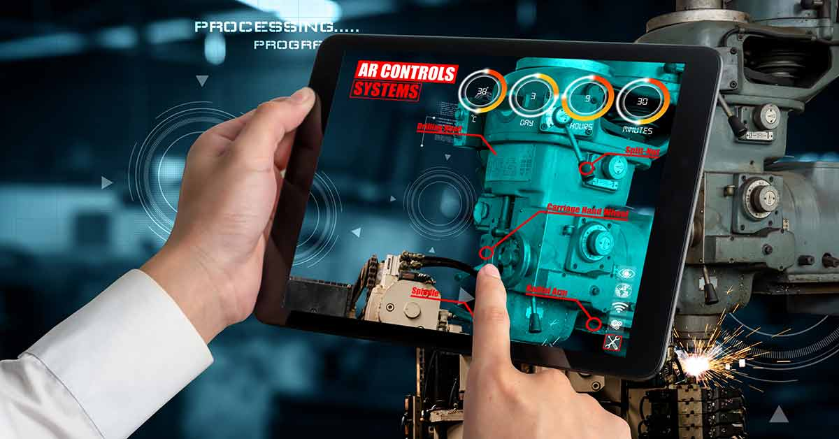 Augmented Reality Technische Dokumentation