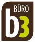 Logo Büro B3